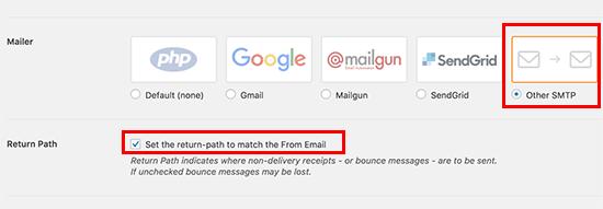 Escolha Mailer