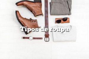 Tipos de roupa
